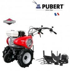 Benzininis motoblokas Pubert  VARIO65BC3+ROMAXI+RATAI