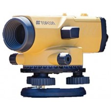 Optinis nivelyras Topcon AT-B4A