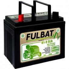 Akumuliatorius vejos traktoriukams FULBAT U1-9 SLA