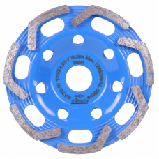 Betono šlifavimo diskas ROTEX 125 mm
