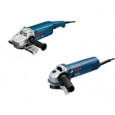 Kampinio šlifavimo mašina GWS 20-230 H ir GWS 850 C.