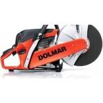 Motopjaustytuvas Dolmar PC-6114