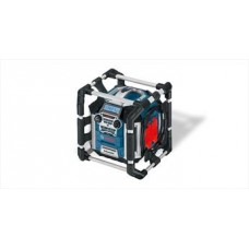 Statybų aikštelei skirtas radijas-kroviklis GML 50 Professional