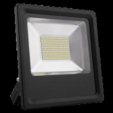 Prožektorius LED, 10W, IP65, paviršinis, juodas, 4500K, SMD, MAX-LED