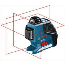 Lazerinis nivelyras su stovu Bosch GLL 3-80 P + BS 150