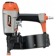 Ritininių vinių kalimo įrankis gipso kartono ir medžio drožlių plokščių varžtams Paslode LCP65