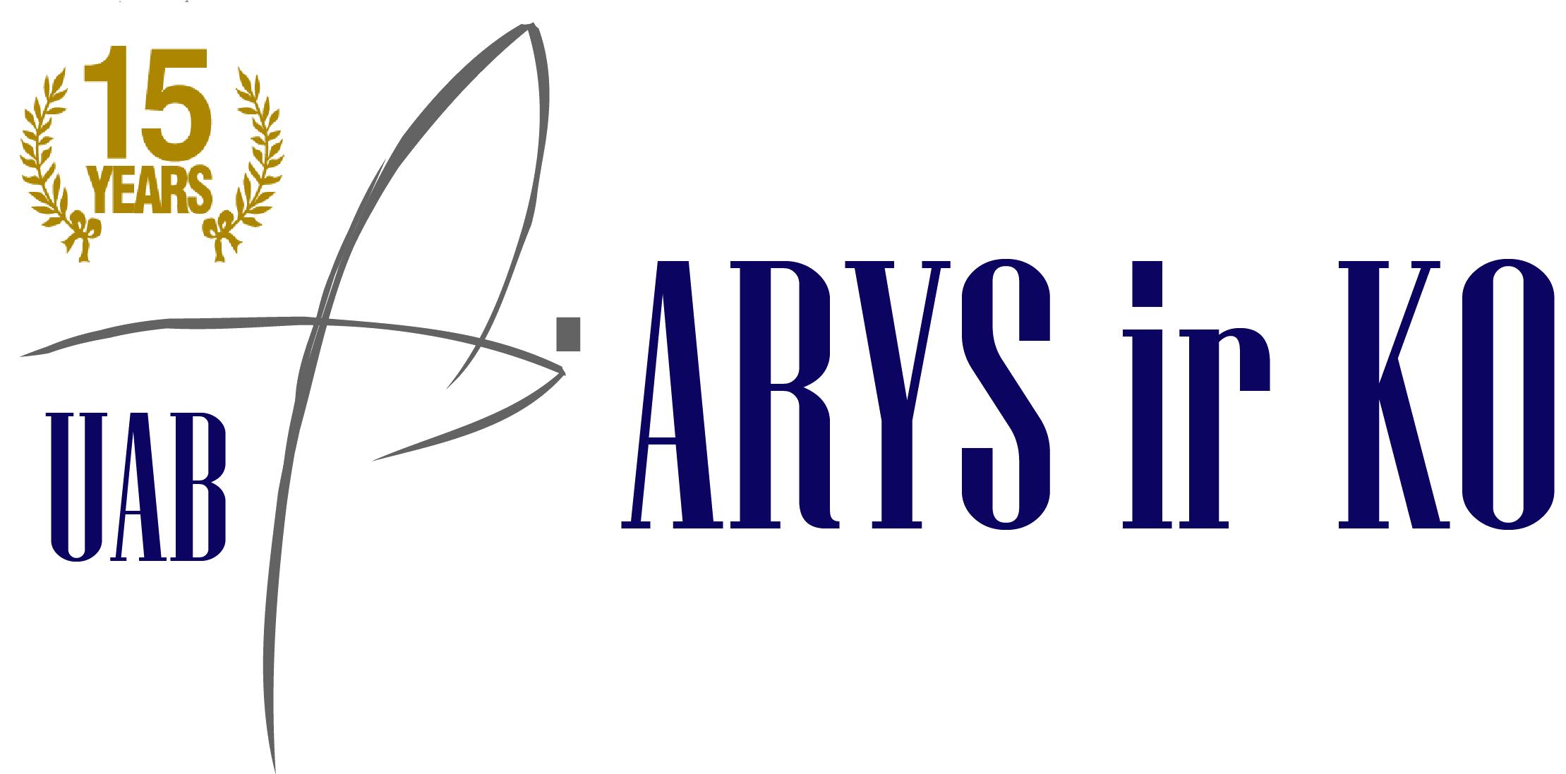 """UAB """"A. Arys ir KO"""""""